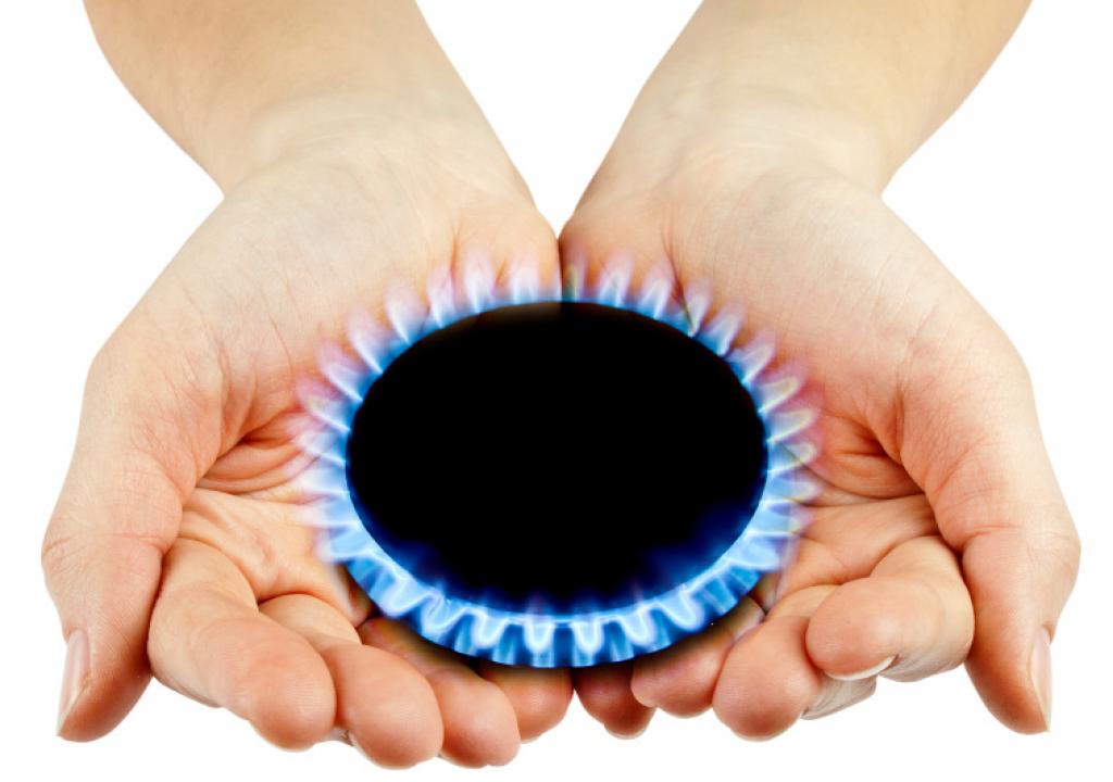 Газ в своем доме