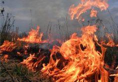 В условиях особого противопожарного режима штрафы за нарушение требований пожарной безопасности увеличиваются в два раза