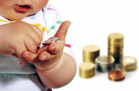 Выплаты на детей в возрасте до 3 лет